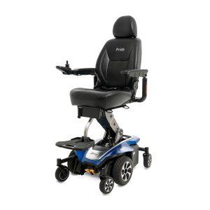 Jazzy elektrische rolstoel