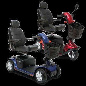 Scooter für mittlere und große Mobilität